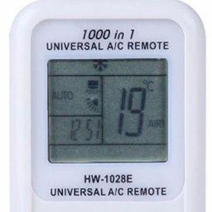 Telecommande universelle clim achat vente telecommande universelle clim pas cher black - Telecommande climatiseur universel ...