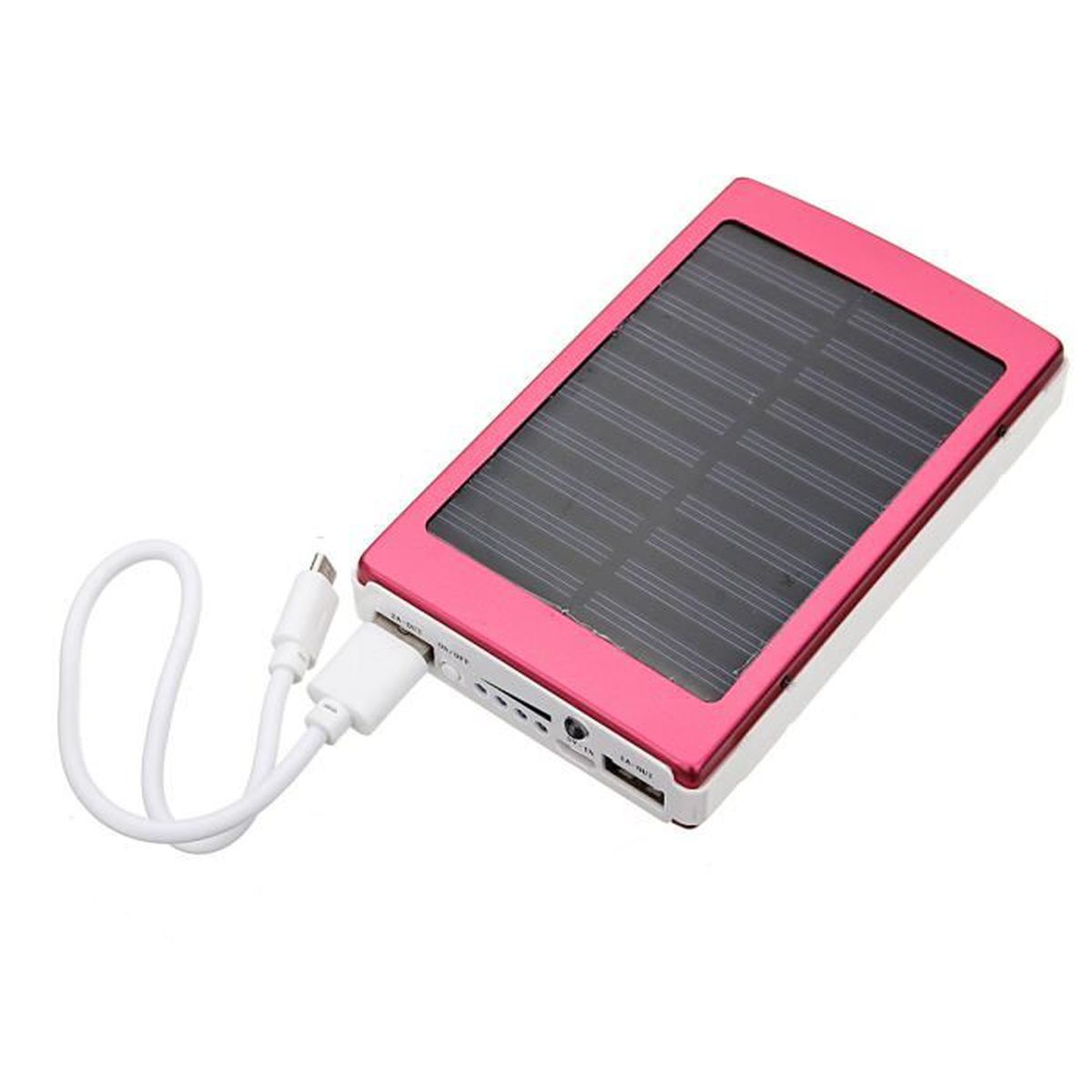 chargeur solaire 50000mah