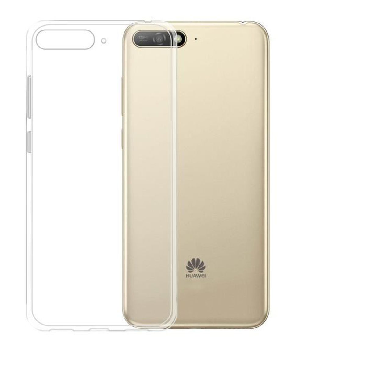 coque pour huawei y6 2018