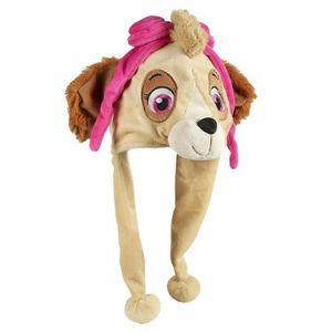 BONNET - CAGOULE PAT'PATROUILLE Bonnet 3D - Enfant Fille - Marron e