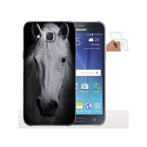 coque samsung j5 2017 cheval