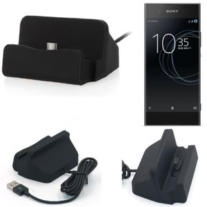 STATION D'ACCUEIL station d'accueil USB type C pour Sony Xperia XA1,