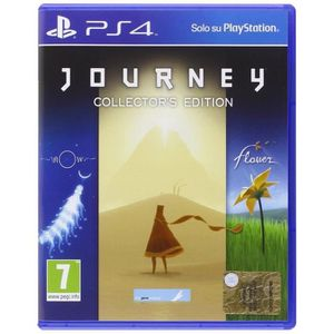 JEU PS4 Playstation 4 Jouney - Collector's >Edition