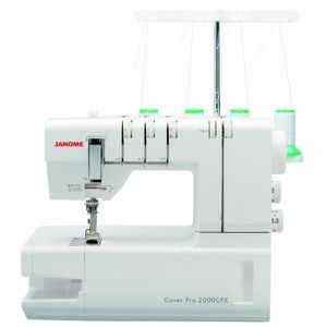 RECOUVREUSE Recouvreuse JANOME COVER PRO 2000 CPX