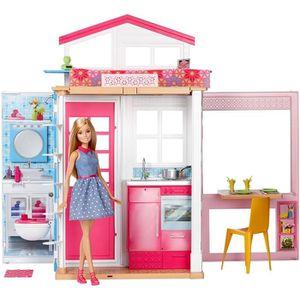 MAISON POUPÉE Maison de poupée Barbie plus modulaire
