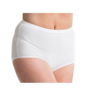 CULOTTE - SLIP Passionelle® - Lot de 3 culottes maxi taille haute