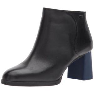 ESCARPIN Women's Kara K400208 Fashion Boot, Black 3MJ7F0 Ta
