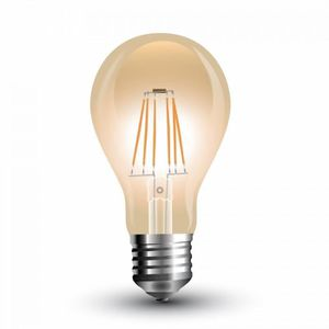 AMPOULE - LED Ampoule LED Filament 4W E27 Blanc Chaud - 2200k
