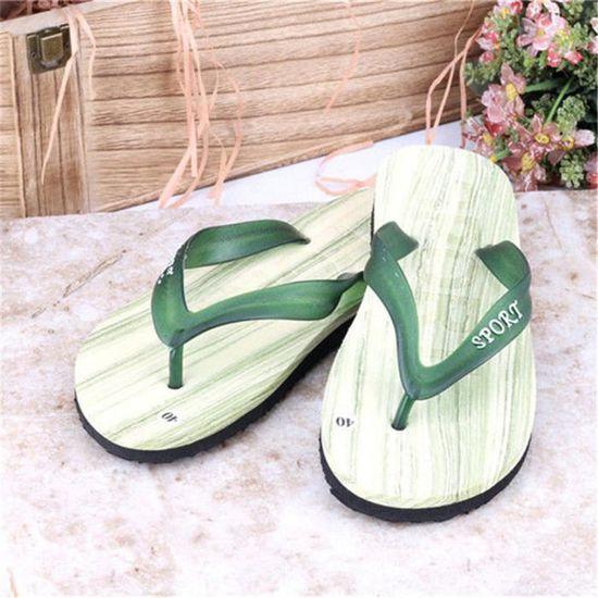 Homme Chaussures Léger Nouvelle Plage Loafer Tongue Ete Qualité Confortable Marque De Mode Poids Grande Meilleure Taille Super Luxe dtsQrCxh