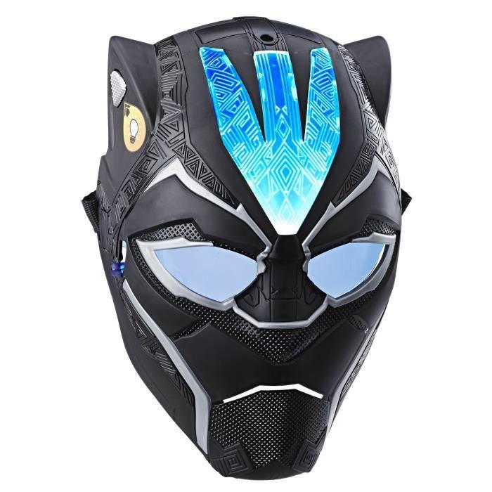 Marvel Avengers Black Panther – Masque Electronique - Accessoire de déguisement