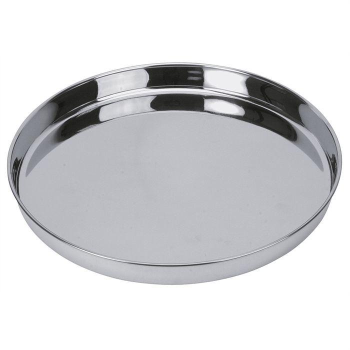 plateau inox miroir 31cm equinox achat vente plat de service soldes d s le 27 juin. Black Bedroom Furniture Sets. Home Design Ideas
