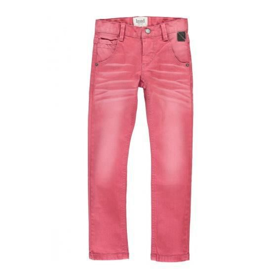 jeans slim name it nitef limited rose rose - achat / vente jeans