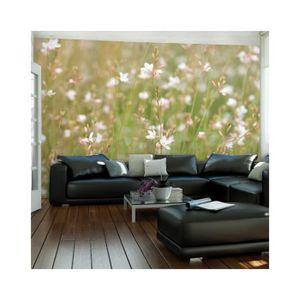 papier peint intisse a fleur achat vente papier peint intisse a fleur pas cher cdiscount. Black Bedroom Furniture Sets. Home Design Ideas