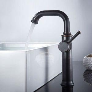 robinet salle de bain noir achat vente pas cher. Black Bedroom Furniture Sets. Home Design Ideas