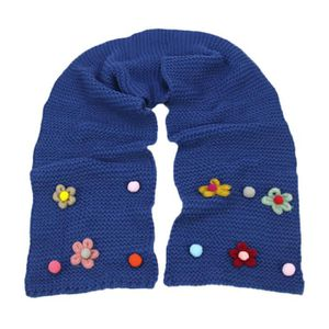 ECHARPE - FOULARD Enfant en bas âge Warn Fille d'hiver Floral Enfant