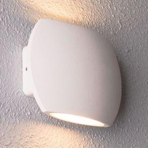 Blanc Murale Lampe Vente Iva Arrondie Led Achat bvgIYf76y