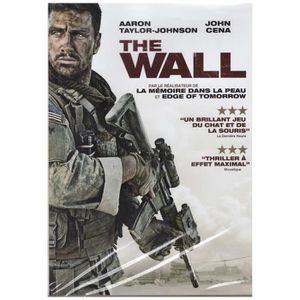 The wall dvd - Achat / Vente pas cher