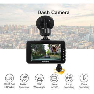BOITE NOIRE VIDÉO Voiture DVR Novatek 96658 Dash Cam Full HD 1080 P