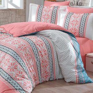 parure de lit geometrique achat vente parure de lit geometrique pas cher soldes d s le 10. Black Bedroom Furniture Sets. Home Design Ideas