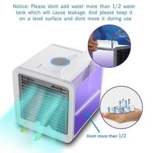 CLIMATISEUR MOBILE Rafraîchisseur d'air Artic Cube 3en1 - Climatiseur
