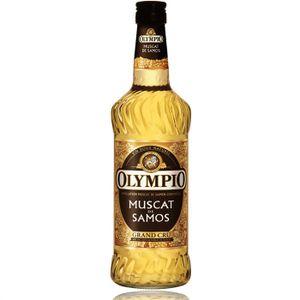 Apéritif à base de vin OLYMPIO Muscat de Samos 15,5° 75cl (x1)