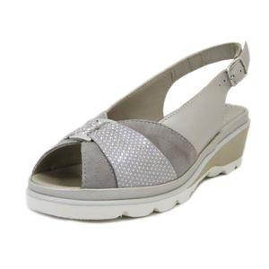 4639d84d219d46 SANDALE - NU-PIEDS CINZIA SOFT, Chaussures femme, sandales grand conf