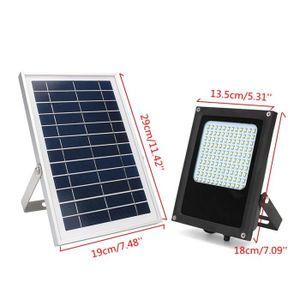 APPLIQUE EXTÉRIEURE NEUFU 15W 120LED Applique solaire extérieur lumièr