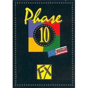 JEU SOCIÉTÉ - PLATEAU Phase 10 - Jeu de cartes