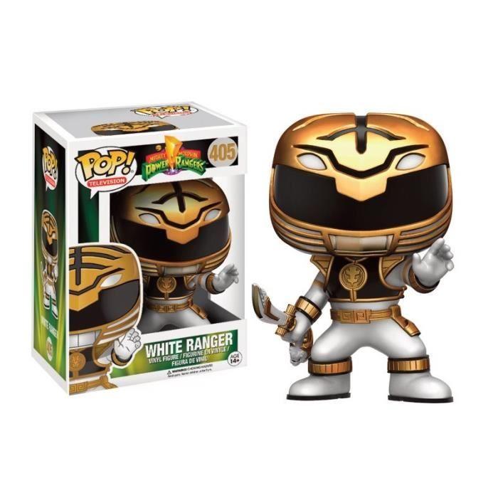 Figurine Funko Pop! Power Rangers: White Ranger