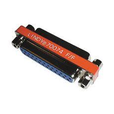 LINDY Mini-Adaptateur Sub-D 25 F / F