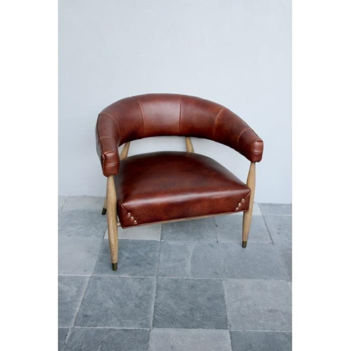fauteuil 1 place cuir achat vente fauteuil 1 place cuir pas cher soldes d s le 10 janvier. Black Bedroom Furniture Sets. Home Design Ideas