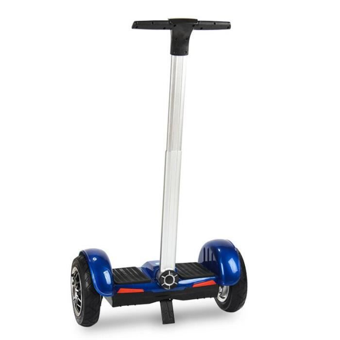 blue 10 pouces lectrique self balancing scooter monocycle. Black Bedroom Furniture Sets. Home Design Ideas