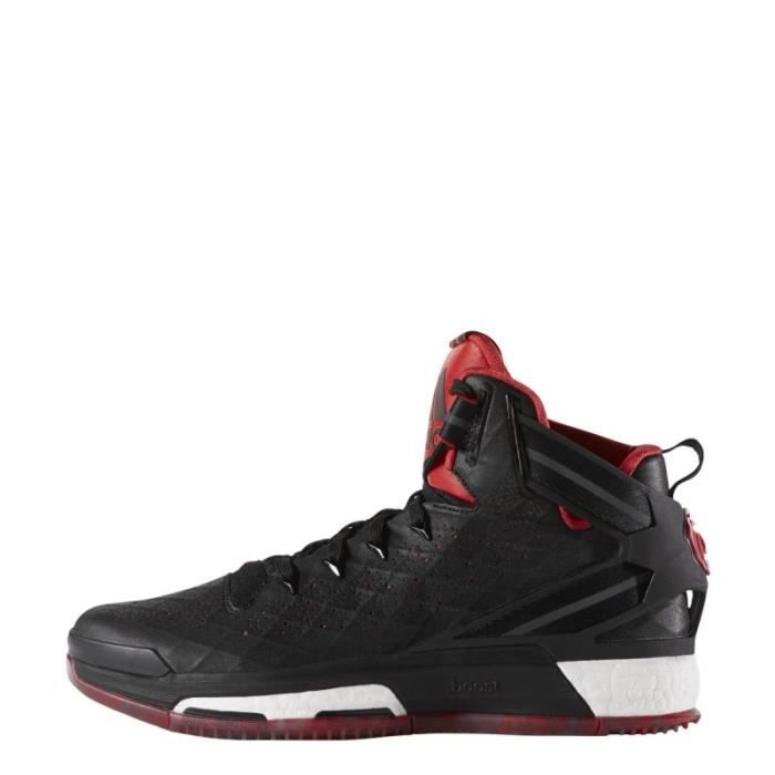 premium selection ba225 f83c0 Chaussures de Basket ADIDAS D Rose 6 Boost NoirRouge