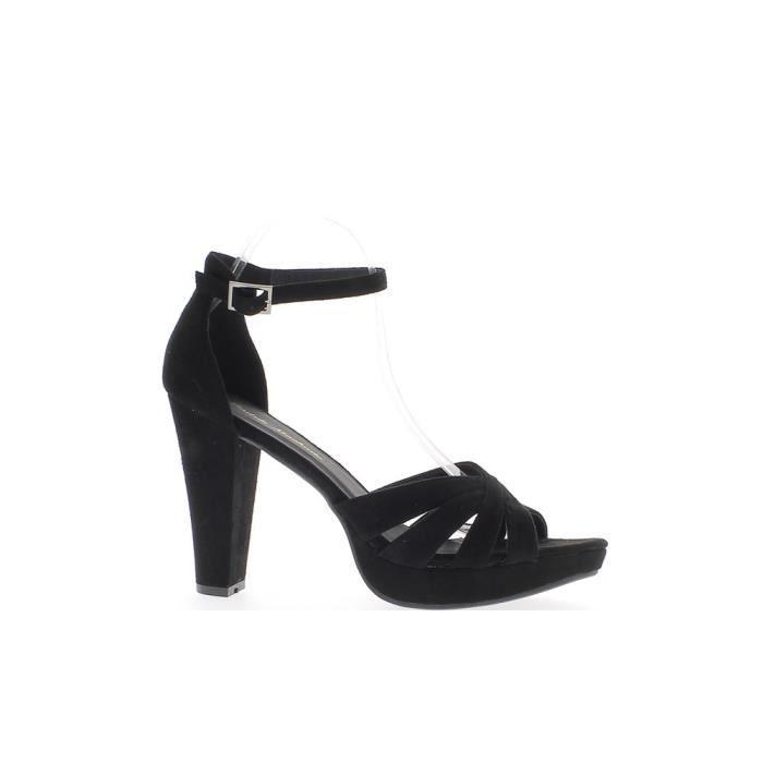 Sandales femme grande taille