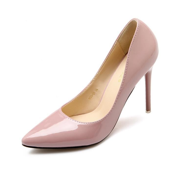 Womens Sexy Pointed Toe Pumpes Nu