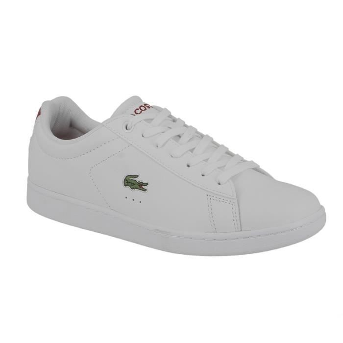 Carnaby Evo G316 5 - Chaussures - Bas-tops Et Baskets Lacoste MGRlXPiL