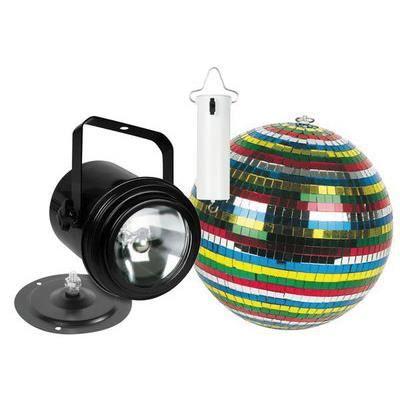 LAMPE ET SPOT DE SCÈNE Kit lumiere disco projecteur ampoule par 36 boule