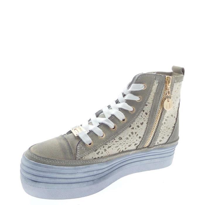 Hypnosi Sneakers Femme Beige