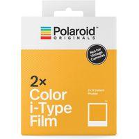 POLAROID ORIGINALS 4836 Film i-Type Couleur Double Pack Cadre Blanc