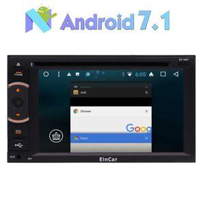 AUTORADIO Eincar Android 7.1 Car Stereo Double Din avec lect