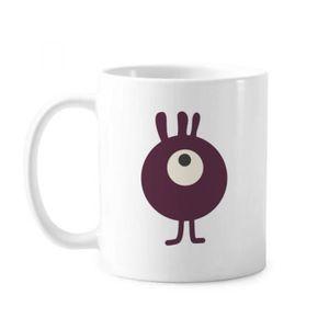 Livre 6-9 ANS univers monstre alien licorne coupe classique mug