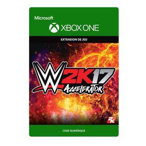 EXTENSION - CODE DLC WWE 2K17: Accélérateur pour Xbox One