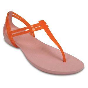 SANDALE - NU-PIEDS Chaussures femme Sandales Crocs Isabella T-strap