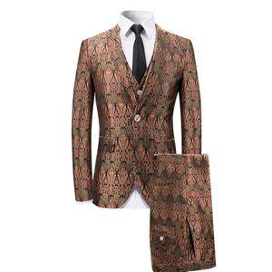 00ef45572b1b5 COSTUME - TAILLEUR Costume homme 3 pieces mariage tenue de soirée fêt ...