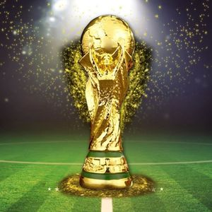 TROPHÉE - MÉDAILLE OUTAD® France=Champion 2018 Réplique trophée Coupe