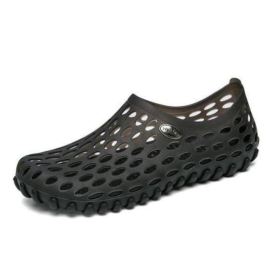 Baskets homme MS chaussures Plus De Extravagant Couleur Antidérapant Cool Classique Extravagant De 2018 Nouvelle arrivee Sneakers Respirant exquis Noir Noir - Achat / Vente basket 0d9853