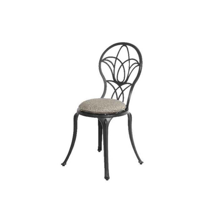 Chaise de jardin bistro achat vente pas cher for Ou trouver des chaises