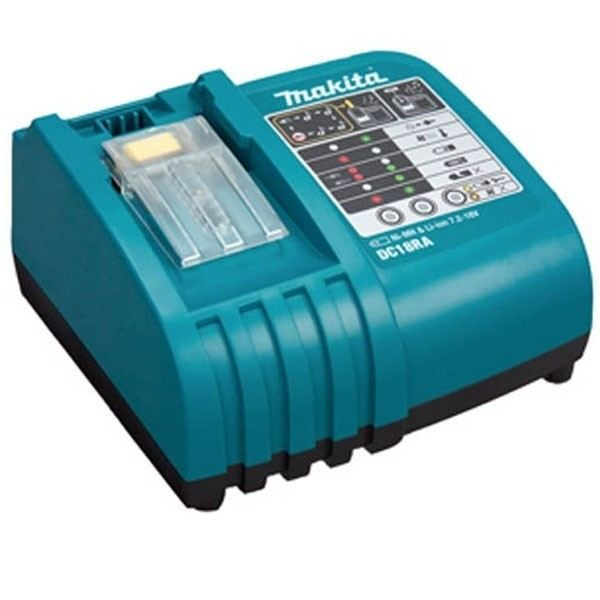 Chargeur Makita Dc18ra Achat Vente Chargeur Machine