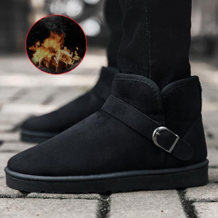 Botte De Neige Meilleure Qualité Chaussures Confortable