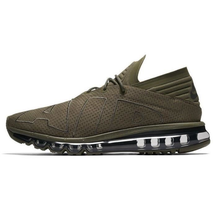 NIKE AIR MAX FLAIR CHAUSSURES RUNNING OLIVE